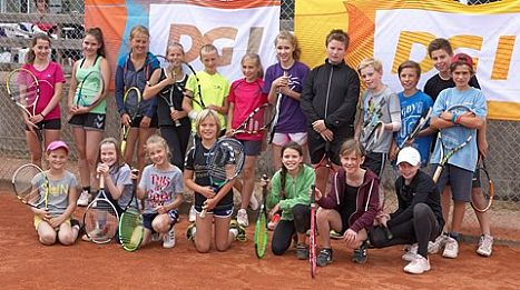 Junior- og minitennis start 2. maj 2019 - RTK